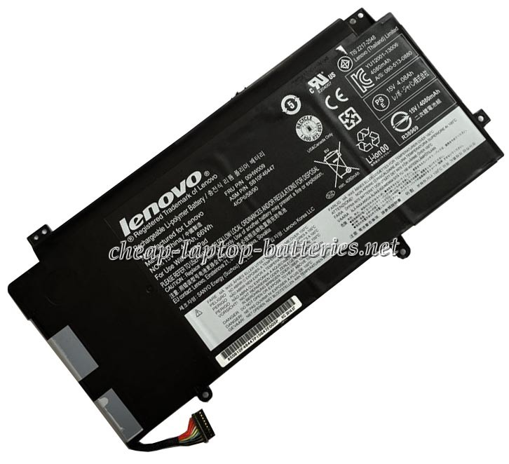 4.4Ah Lenovo 00hw009 Laptop Battery
