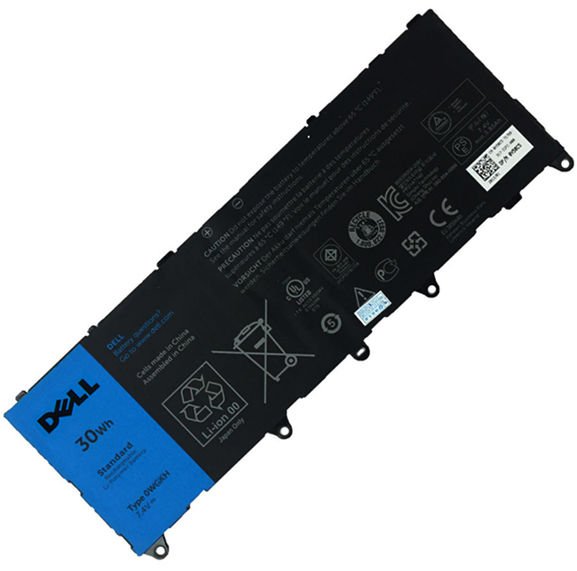 30Wh Dell Latitude 10-st2e Laptop Battery
