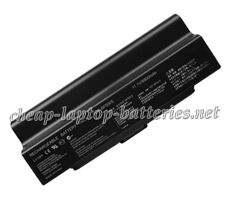 8800mAh Sony Vaio Vgn-cr23/N Laptop Battery