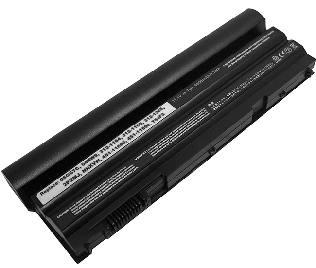 6600mAh Dell Latitude e6440 Laptop Battery