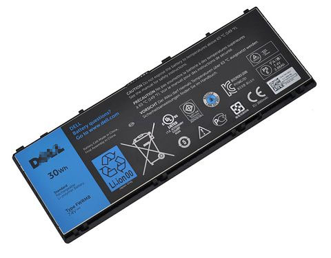 30WH Dell 312-1412 Laptop Battery
