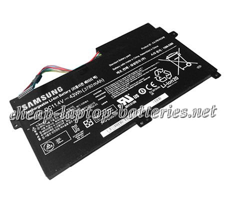 43WH Samsung np370r4e Laptop Battery