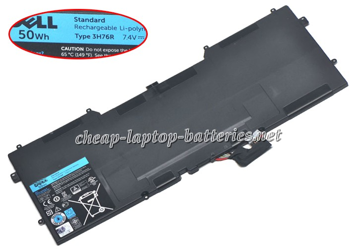 47Wh Dell xps12d-6508 Laptop Battery