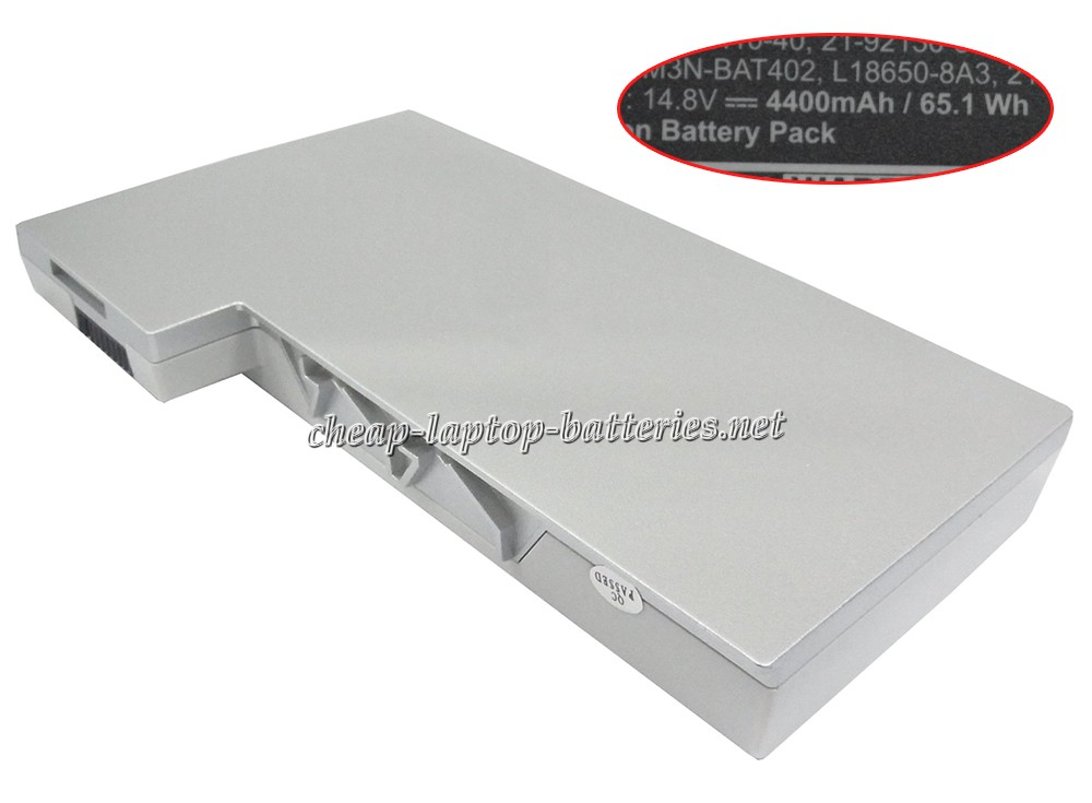 4000mAh Medion md5214 Laptop Battery
