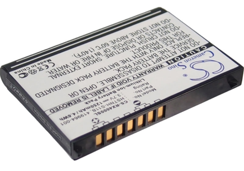 1100mAh Hp Ipaq rx4545 Laptop Battery