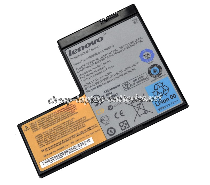 3600mAh Lenovo Ideapad y650 Laptop Battery