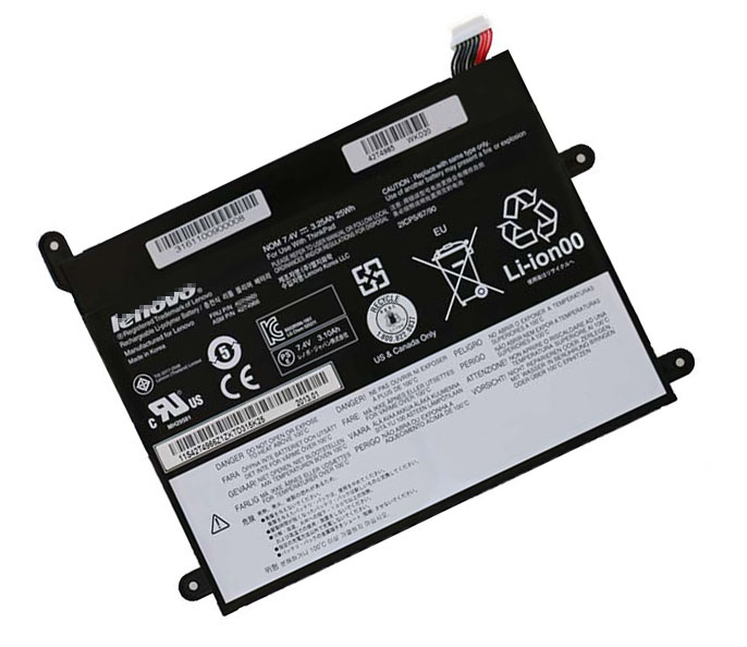 3.25Ah Lenovo 42t4985 Laptop Battery