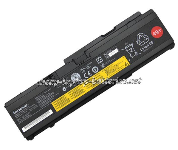 44Wh Lenovo 42t4523 Laptop Battery