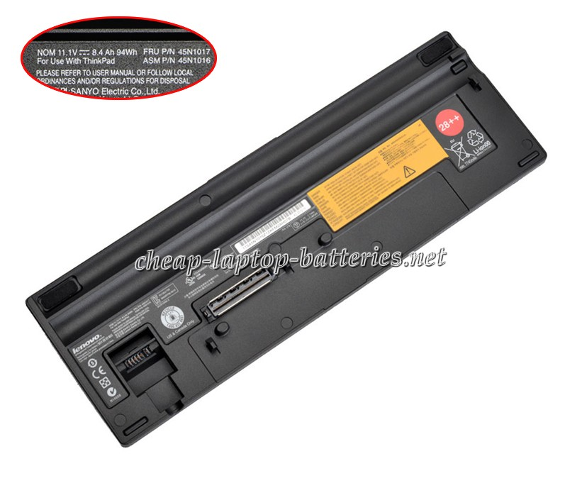 94Wh Lenovo Thinkpad t530 Laptop Battery