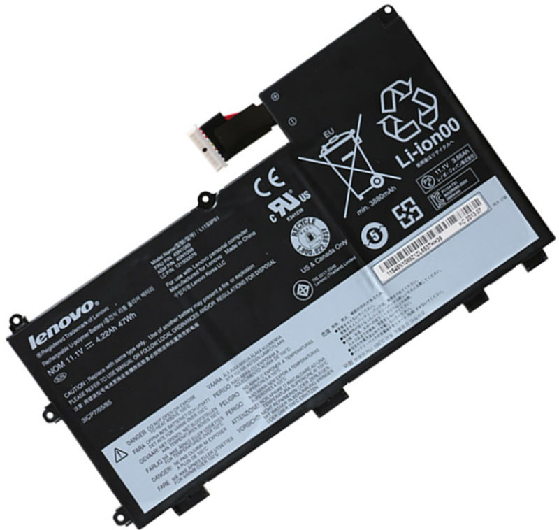 4250mAh Lenovo Thinkpad t430u 86149fc Laptop Battery