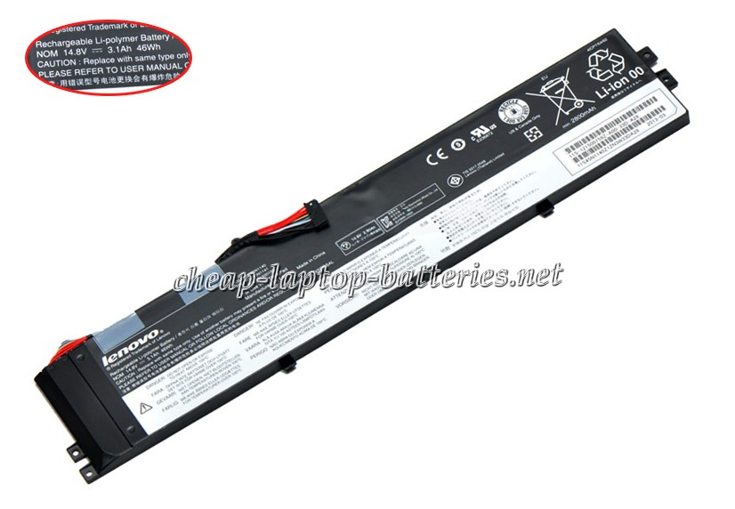 3100mAh Lenovo 45n1141 Laptop Battery