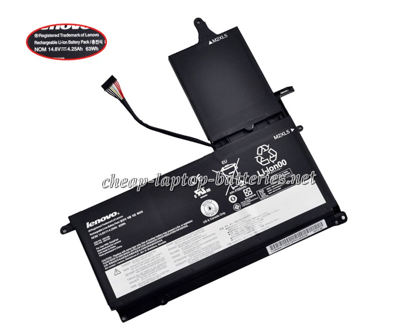 4250mAh Lenovo 45n1164 Laptop Battery