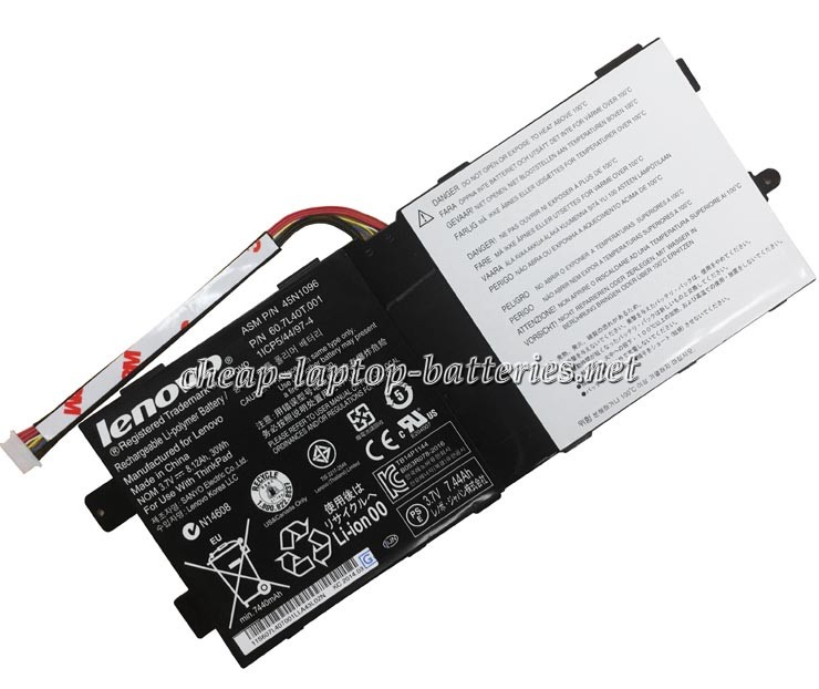 8.12Ah Lenovo 45n1096 Laptop Battery
