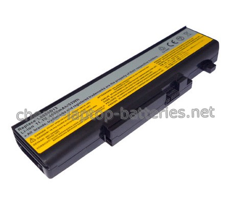 4400mAh Lenovo Ideapad y450 Laptop Battery