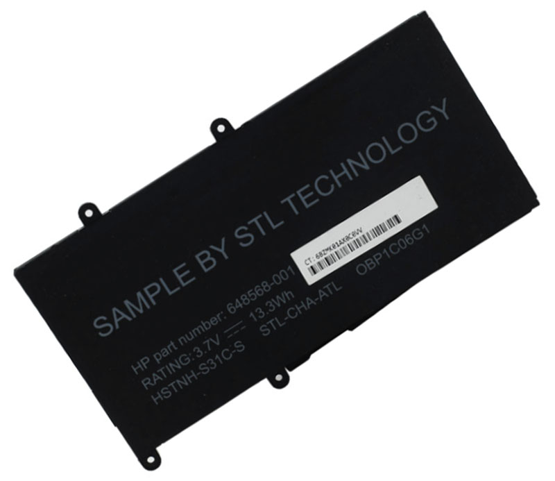 13.3Wh Hp Hstnh-i31c-S Laptop Battery