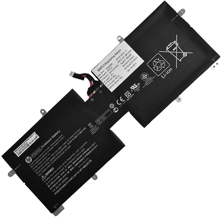 3420mAh Hp 697231-171 Laptop Battery