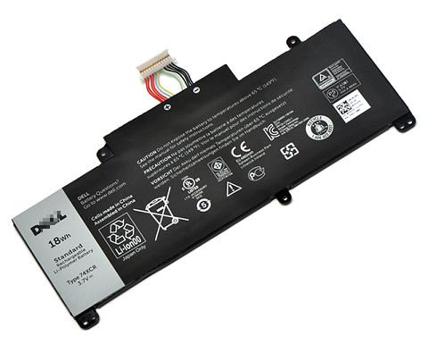 18Wh Dell 0vxgp6 Laptop Battery