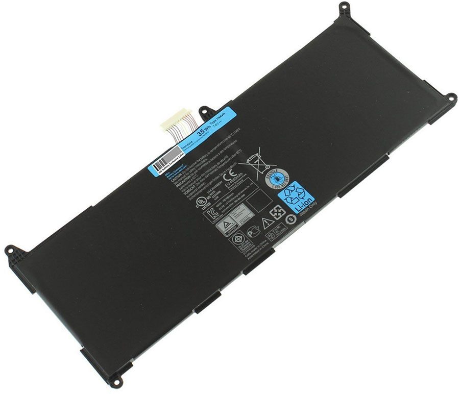 35Wh Dell 07nxvr Laptop Battery