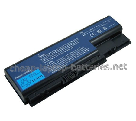 5200mAh Emachine g520-163g16mi Laptop Battery