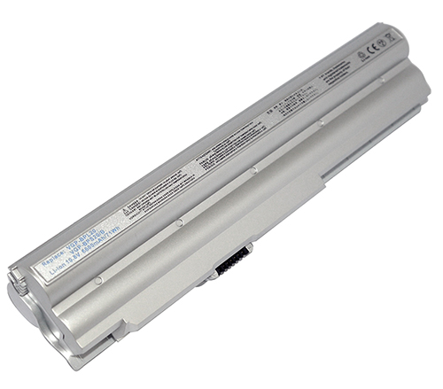 6600mAh Sony Vaio Vpc-ef34fdbi Laptop Battery