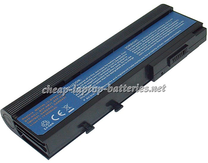 7800mAh Acer Travelmate 6292-603g32mi Laptop Battery