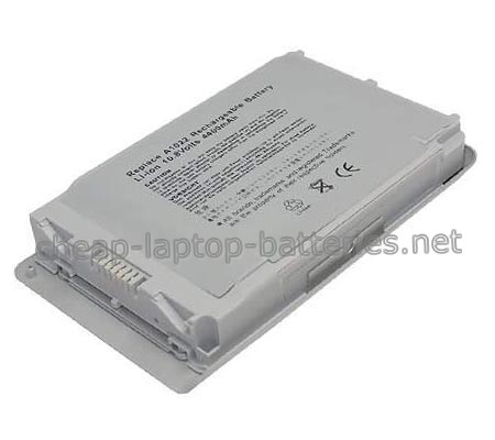 4400mAh Apple Powerbook g4 12 Inch m9183 Laptop Battery