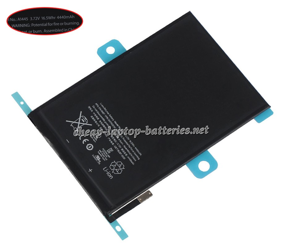 16.5Wh/4440mAh Apple md531ll/A Laptop Battery