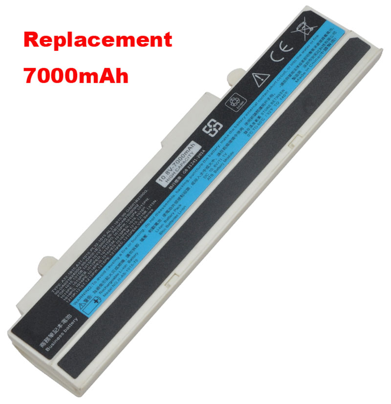 4400mAh Asus Eee Pc 1215 Laptop Battery