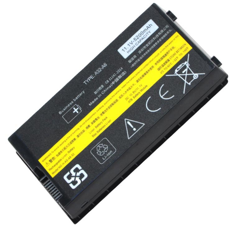 4800mAh Asus Pro 80 Laptop Battery
