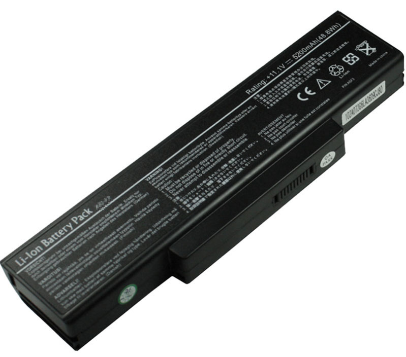 4800mAh Asus f7z Laptop Battery