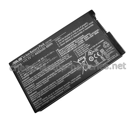 4400mAh Asus n60sf Laptop Battery