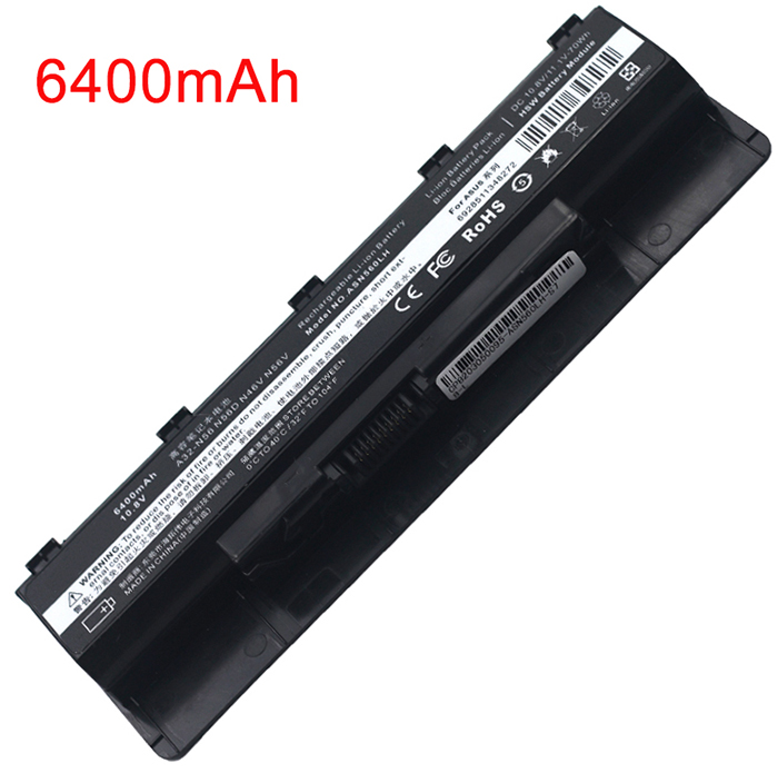 4400mAh Asus n76v Laptop Battery