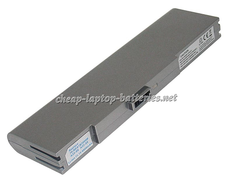 6600mAh Asus a32-s6 Laptop Battery