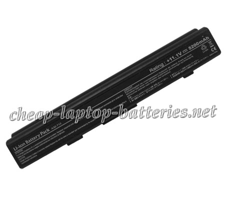 5200mAh Packard Bell Easynote bu46 Laptop Battery