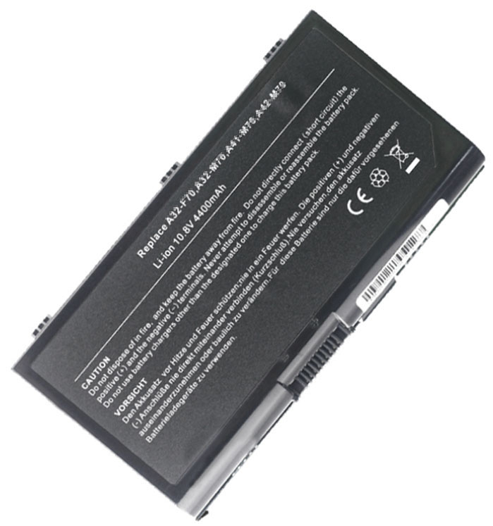 2600mAh Asus x71sl Laptop Battery