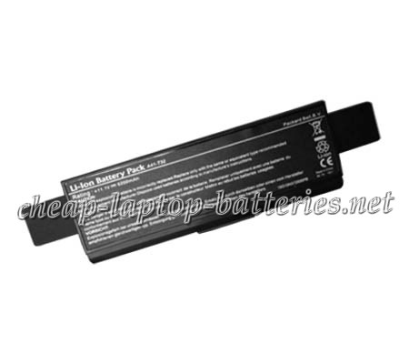5200mAh Packard Bell Easynote bg45-U-040fr Laptop Battery