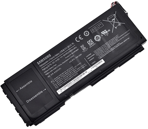 65Wh Samsung np700z3a Laptop Battery