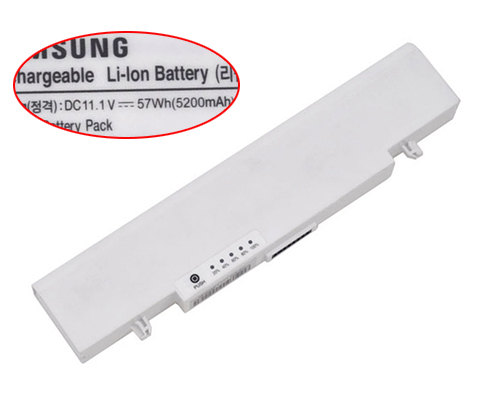 4400mAh Samsung r590-js02pt Laptop Battery