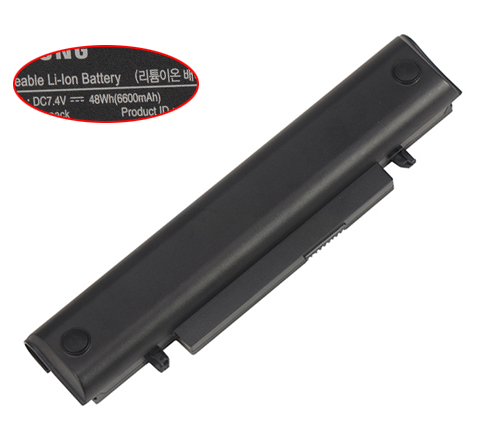 6600mAh Samsung Np-nc110-a03ph Laptop Battery