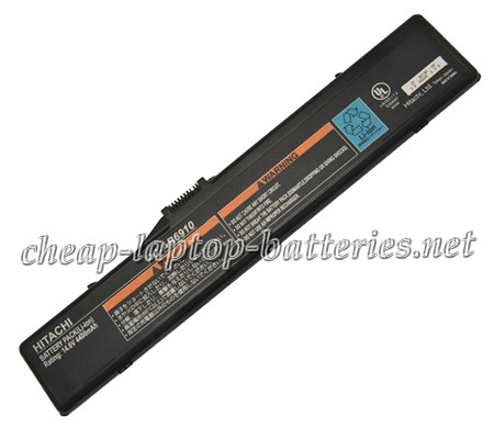 4400mAh Hitachi mb05t Laptop Battery