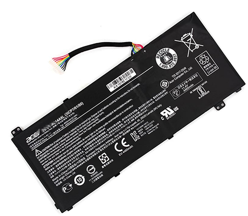 51Wh Acer Aspire 7-591g-56bd Laptop Battery
