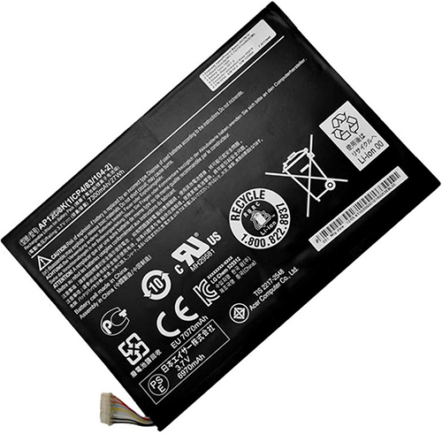 7300mAh Acer 1icp4/83/103-2 Laptop Battery