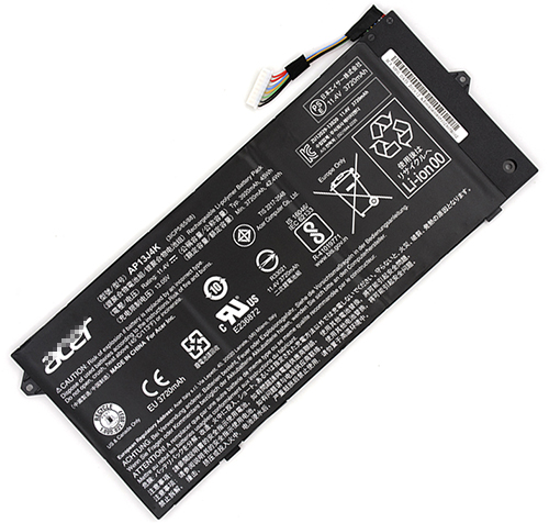 3920mAh Acer ap13j3k Laptop Battery