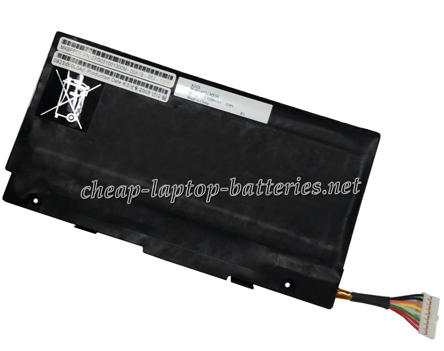3600mAh Asus Eee Pc t91mt Tablet Laptop Battery