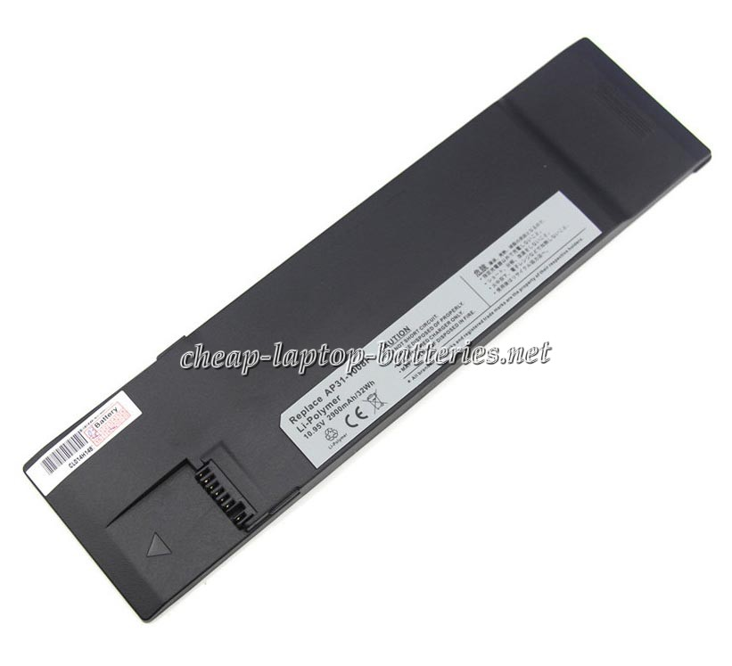 2900mAh Asus Eee Pc 1008p-Kr-pu17-Pi Laptop Battery