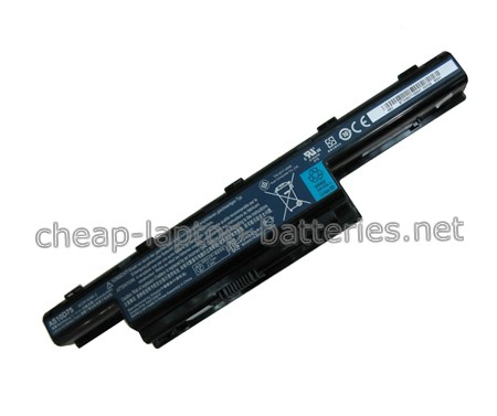 5200mAh Gateway nv73a02u Laptop Battery