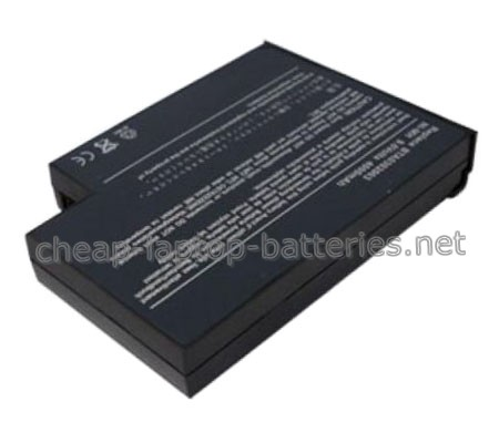 5200mAh Fujitsu Lifebook C-1020 Laptop Battery