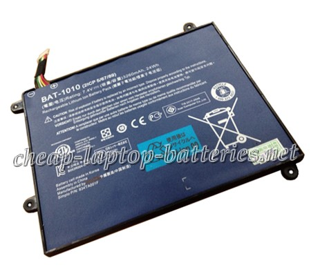 24Wh Acer Iconia Tab a500-10s32u Laptop Battery
