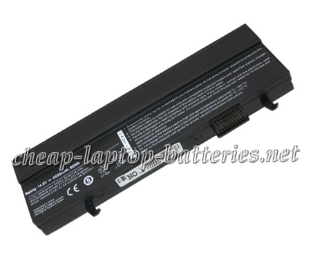 4400mAh Uniwill p72in0 Laptop Battery