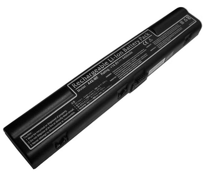 4400mAh Asus l3000c Laptop Battery